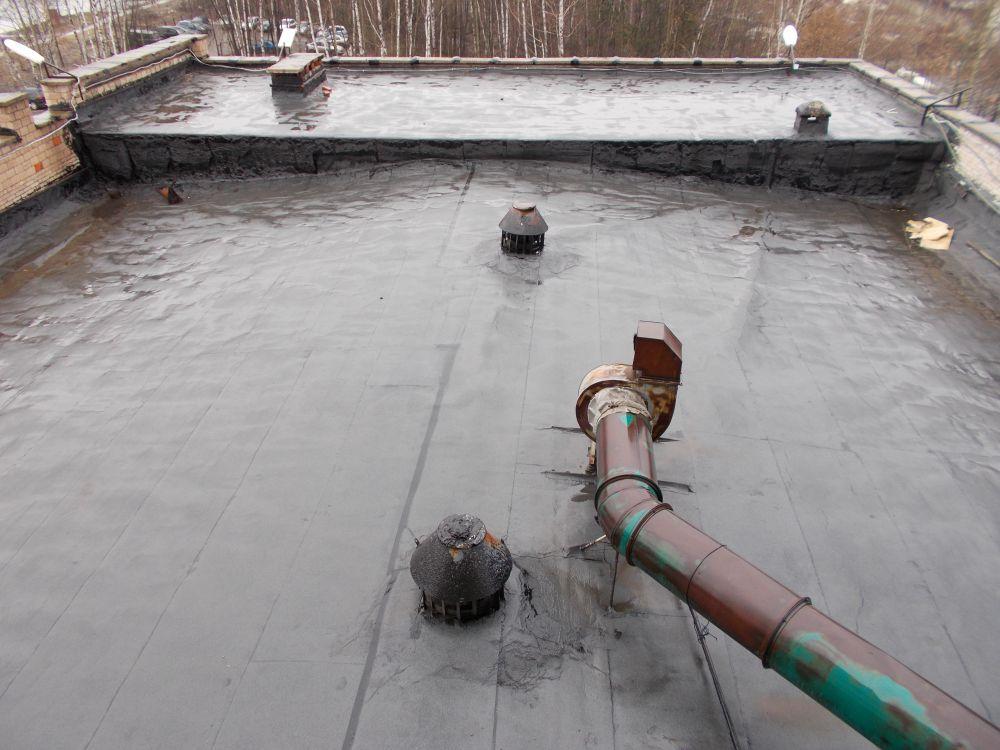 крыши из бруса дома ремонт
