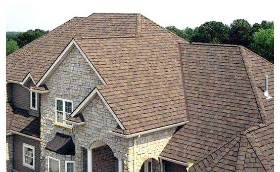 Многоскатные крыши фото